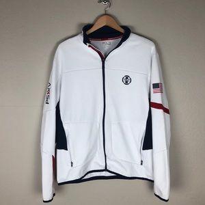 Polo Ralph Lauren USA Olympics full zip sweatshirt